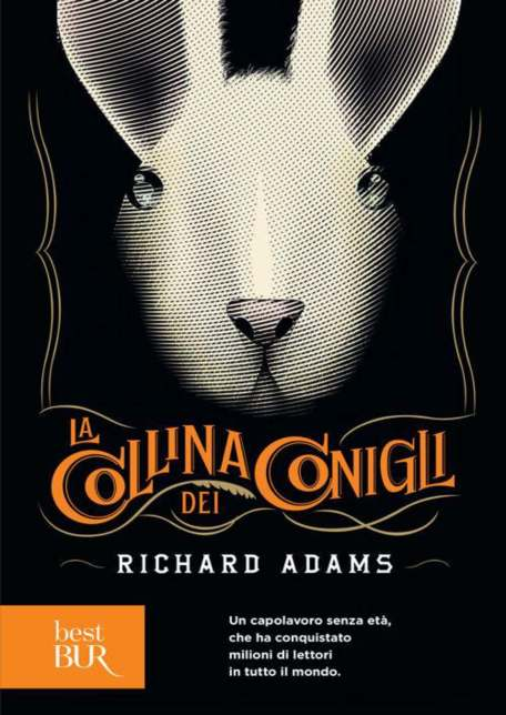 ADAMS RICHARD LA COLLINA DEI CONIGLI copertina